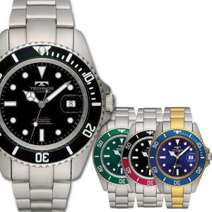 【ポイント5倍!】テクノス TECHNOS クオーツ メンズ 腕時計 TSM402SB TSM402TN TSM402SM TSM402SH|zumi