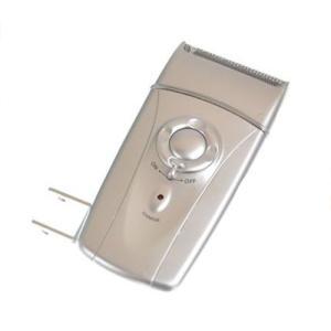 充電式 携帯ミニシェーバー UK-SV800|zumi