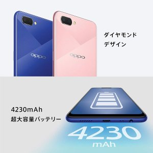 OPPO R15 Neo ダイヤモンド ピンク(3GB) & Samsung microSDカード1...
