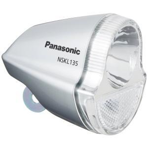 LEDハブダイナモ専用ライト [NSKL135-S] 足も灯 グレー NSKL135-S