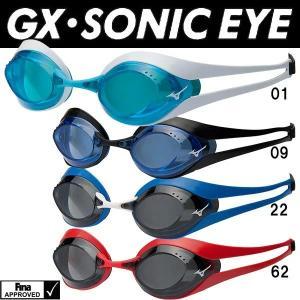 ●MIZUNO(ミズノ)GX・SONIC EYEノンクッションゴーグルN3JE6000 zyuen
