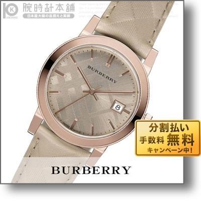 バーバリー BURBERRY シティ BU9154 レ…