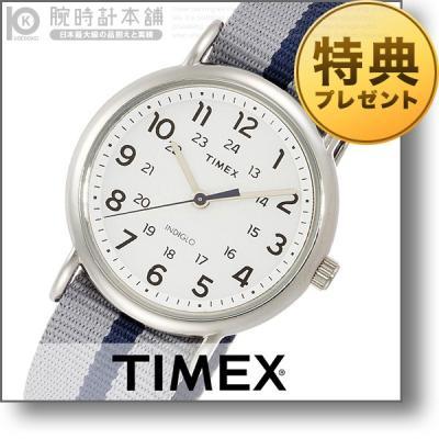 タイメックス TIMEX ウィークエンダー TW2P7…