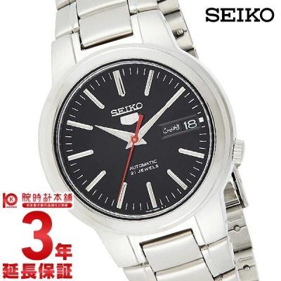 セイコー5 逆輸入モデル SEIKO5 機械式(自動巻…