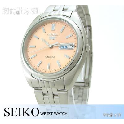 セイコー5 逆輸入モデル SEIKO5 自動巻 SNX…