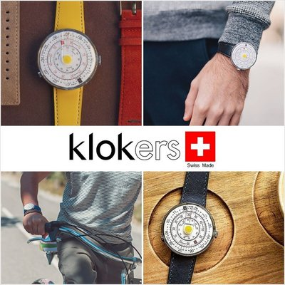 [正規品]クロッカーズ klokers 腕時計 KLO…