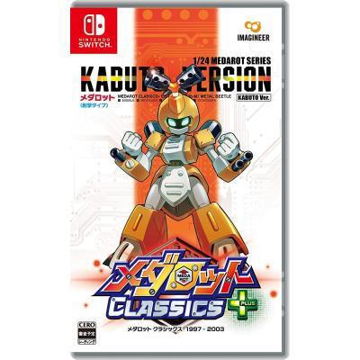 【Switch】 クラシックス プラス カブトVer.の商品画像