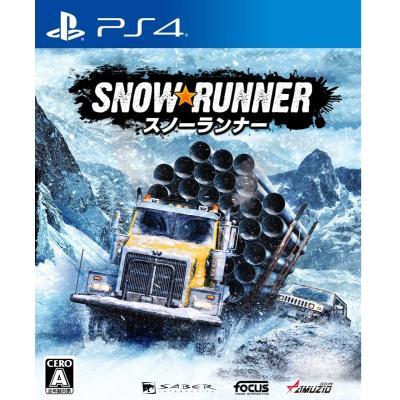 【PS4】 スノーランナーの商品画像