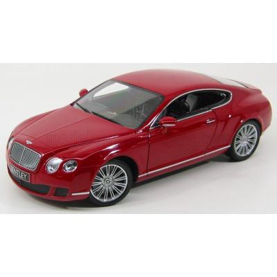 ベントレー コンチネンタル GT 2008(レッド) (1/18スケール ポールズ・モデル・アートダイキャストモデル 100139620)の商品画像