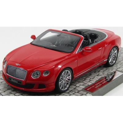 ベントレー コンチネンタル GT スピード コンバーチブル 2013 レッド (1/18スケール 107139330)の商品画像