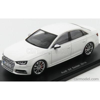Audi S4 2016 (White) (1/43スケール S4887)の商品画像