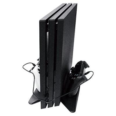 PS4Slim&PS4PRO用 マルチ縦置きスタンド ALG-P4MTSDの商品画像