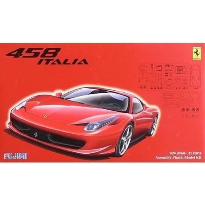 フェラーリ 458 (1/24スケール RS 81)の商品画像