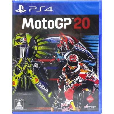 【PS4】 MotoGP20の商品画像
