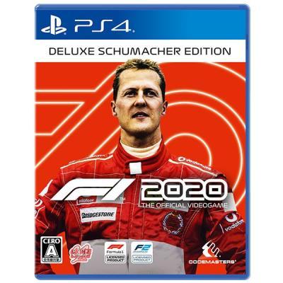 【PS4】 F1 2020 Deluxe Schumacher Editionの商品画像
