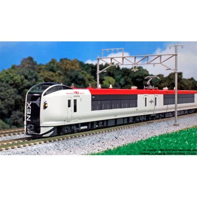 KATO E259系特急電車・成田エクスプレス 3両基本セット 10-847の商品画像