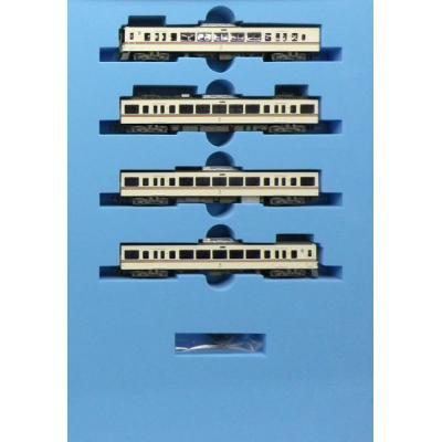 MICROACE 西武4000系 ベンチレータ撤去 SIV 4両セット A7395の商品画像