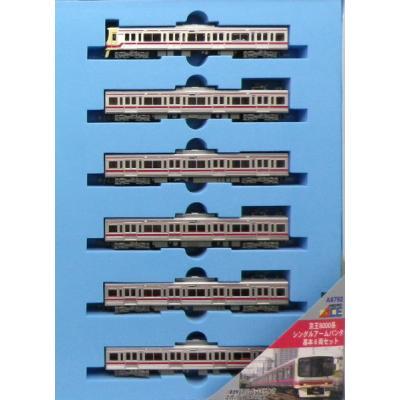 MICROACE 京王8000系 シングルアームパンタ 基本6両セット A8792の商品画像
