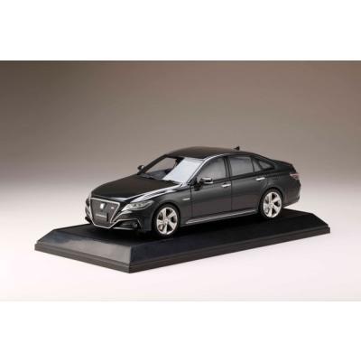 トヨタ クラウン RS アドバンス HYBRID プレシャスブラックパール (1/18スケール HJ1814AHPK)の商品画像