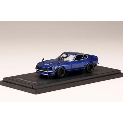 ニッサン フェアレディ Z (S30) カスタムバージョン メタリックブルー (1/43スケール MARK43 宮沢模型(株)流通限定商品 PM43132BL)の商品画像