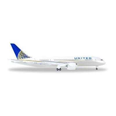787-8 ユナイテッド航空 N27908 (1/500スケール 523837-002)の商品画像