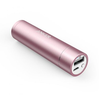 A1104N52 (PowerCore+ mini 3350mAh ピンク)の商品画像
