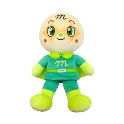 ふわりんスマイルぬいぐるみ M メロンパンナちゃんの商品画像