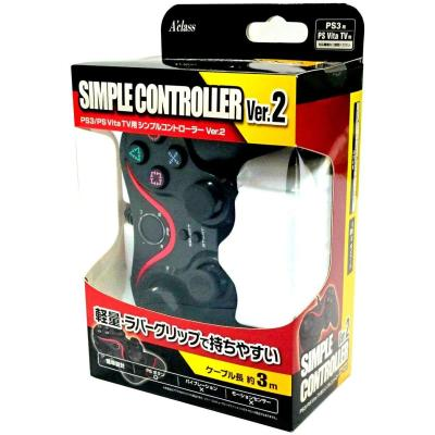 PS3/PSVitaTV用シンプルコントローラーVer.2 SASP-0336の商品画像
