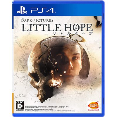 【PS4】 THE DARK PICTURES LITTLE HOPEの商品画像