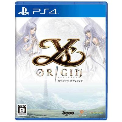 【PS4】 イース・オリジン スペシャルエディションの商品画像