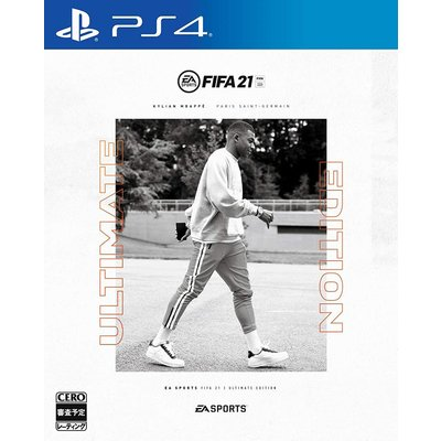 【PS4】 FIFA 21 [ULTIMATE EDITION]の商品画像