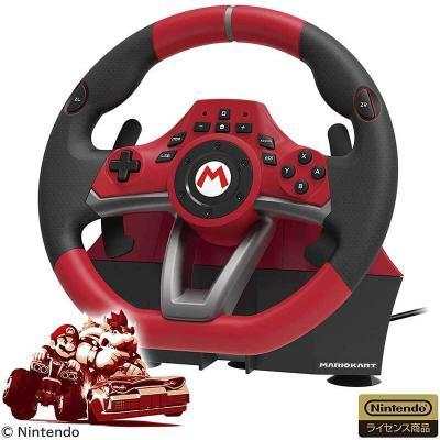マリオカートレーシングホイール DX for Nintendo Switch NSW-228の商品画像