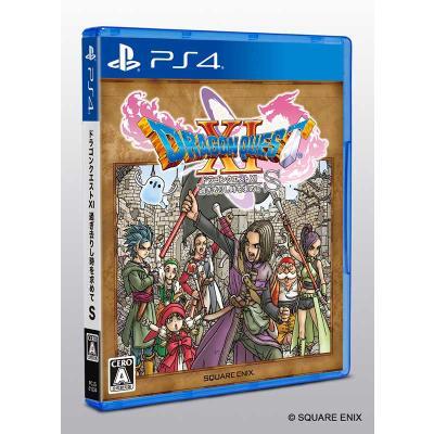 【PS4】 ドラゴンクエストXI 過ぎ去りし時を求めて Sの商品画像