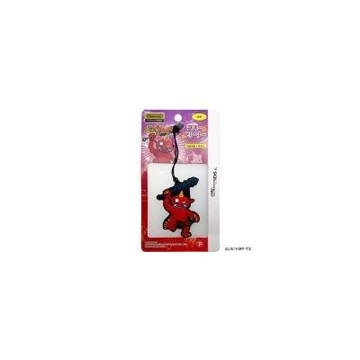 ニンテンドー3DS 妖怪ウォッチ ラバークリーナー 赤鬼の商品画像
