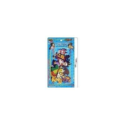 妖怪ウォッチ Newニンテンドー3DS LL専用ポーチ2 和柄 Ver.の商品画像