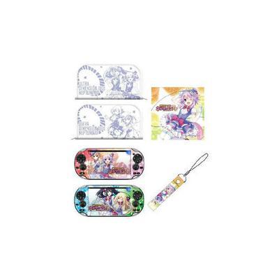 神次元アイドル ネプテューヌPP PS Vita アクセサリーセット ASGA-N001の商品画像
