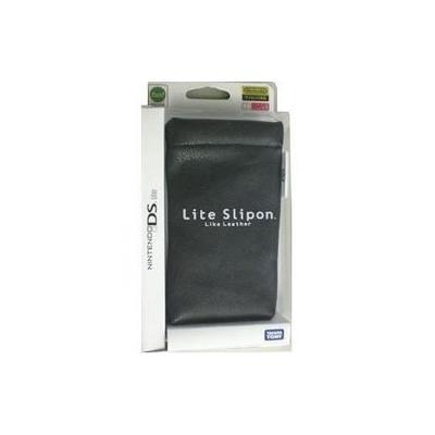 ニンテンドーDS Lite専用 ライトスリッポン[ライクレザー]・ブラックの商品画像