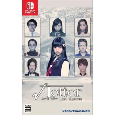 【Switch】 √Letter ルートレター Last Answerの商品画像