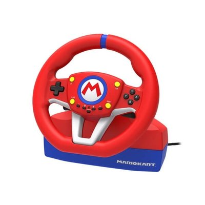 マリオカートレーシングホイール for Nintendo Switch NSW-204の商品画像