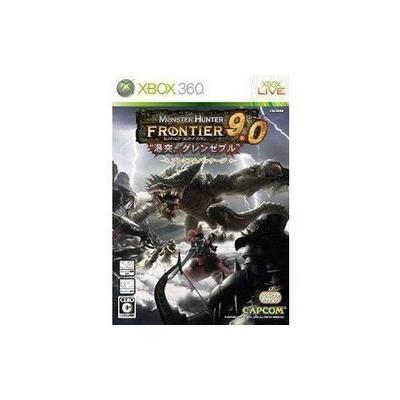 【Xbox360】 モンスターハンター フロンティア オンライン シーズン9.0 プレミアムパッケージの商品画像