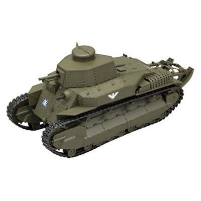 八九式 中戦車 甲型 リニューアルバージョン (1/35スケール ガールズ&パンツァー 41106)の商品画像