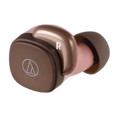 ワイヤレスイヤホン ATH-SQ1TW PBW ピンクブラウンの商品画像