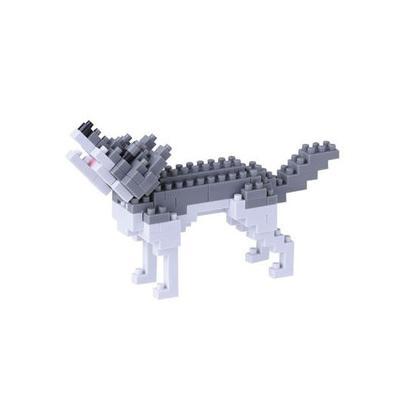 ナノブロック オオカミ NBC_144の商品画像