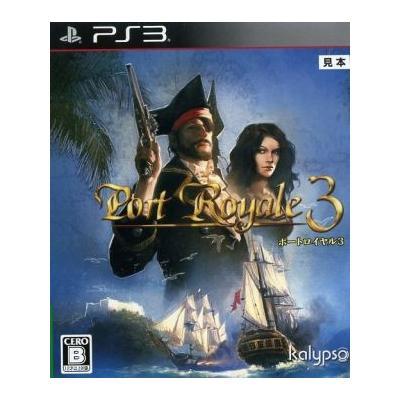 【PS3】 Port Royale3 -ポートロイヤル3-の商品画像