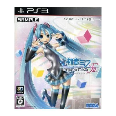 【PS3】 初音ミク -Project DIVA- F 2ndの商品画像