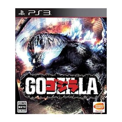 【PS3】 ゴジラ-GODZILLA-の商品画像