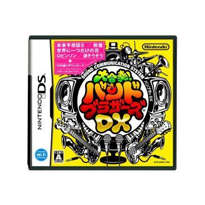 【DS】 大合奏! バンドブラザーズDXの商品画像