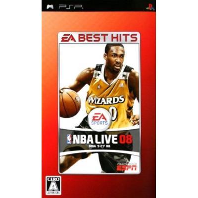 【PSP】 NBA ライブ 08 [EA BEST HITS]の商品画像
