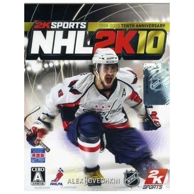 【PS3】 NHL 2K10の商品画像