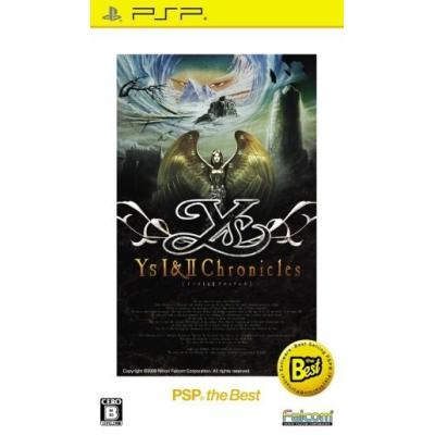 【PSP】 イース I & II クロニクルズ [PSP the Best]の商品画像